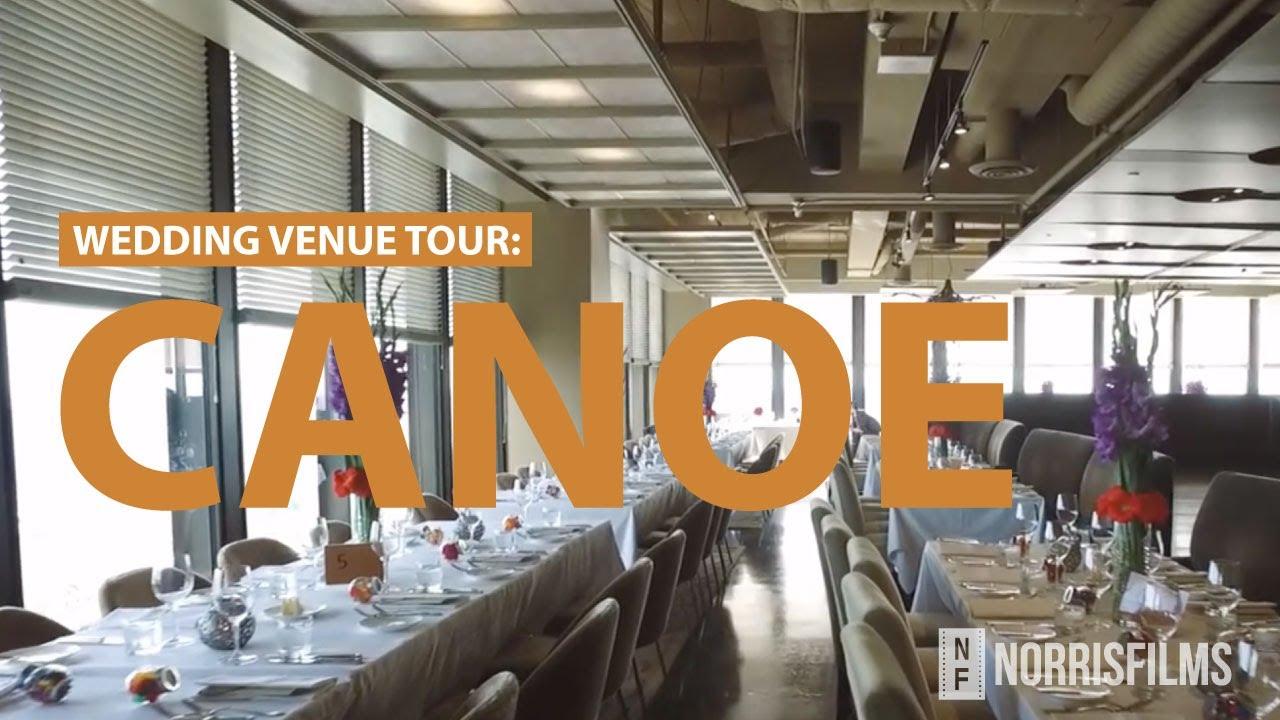 Canoe Restaurant Toronto Wedding Tour Walk Through Doovi