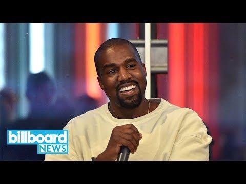 Kanye West: Uganda Live Stream, New Music Preview | Billboard News