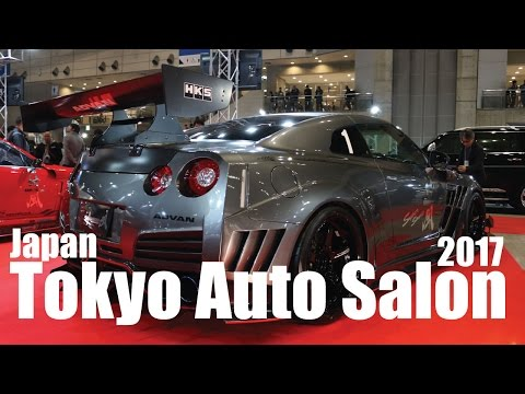 Tokyo Auto Salon 2017 - Best Car Show Ever! - PerformanceCars