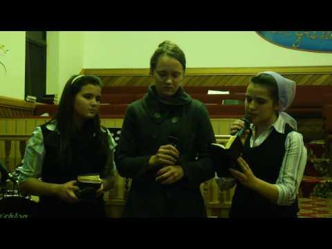 Adelaide Conference- Orange reads Ephesians