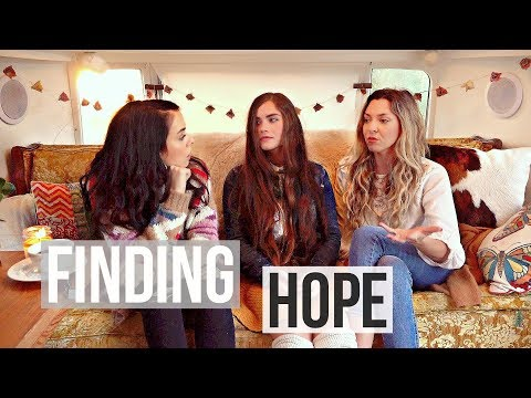 Beating Hopeless Depression. w/ Tiffany Mitchell & Bonnie Kate Zoghbi  TeaTalk Episode 12