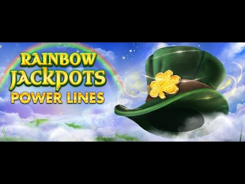 Rainbow Jackpots Power Lines™ - Red Tiger