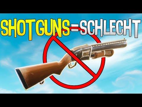 ALTERNATIVE ZU SHOTGUNS  Fortnite Battle Royale