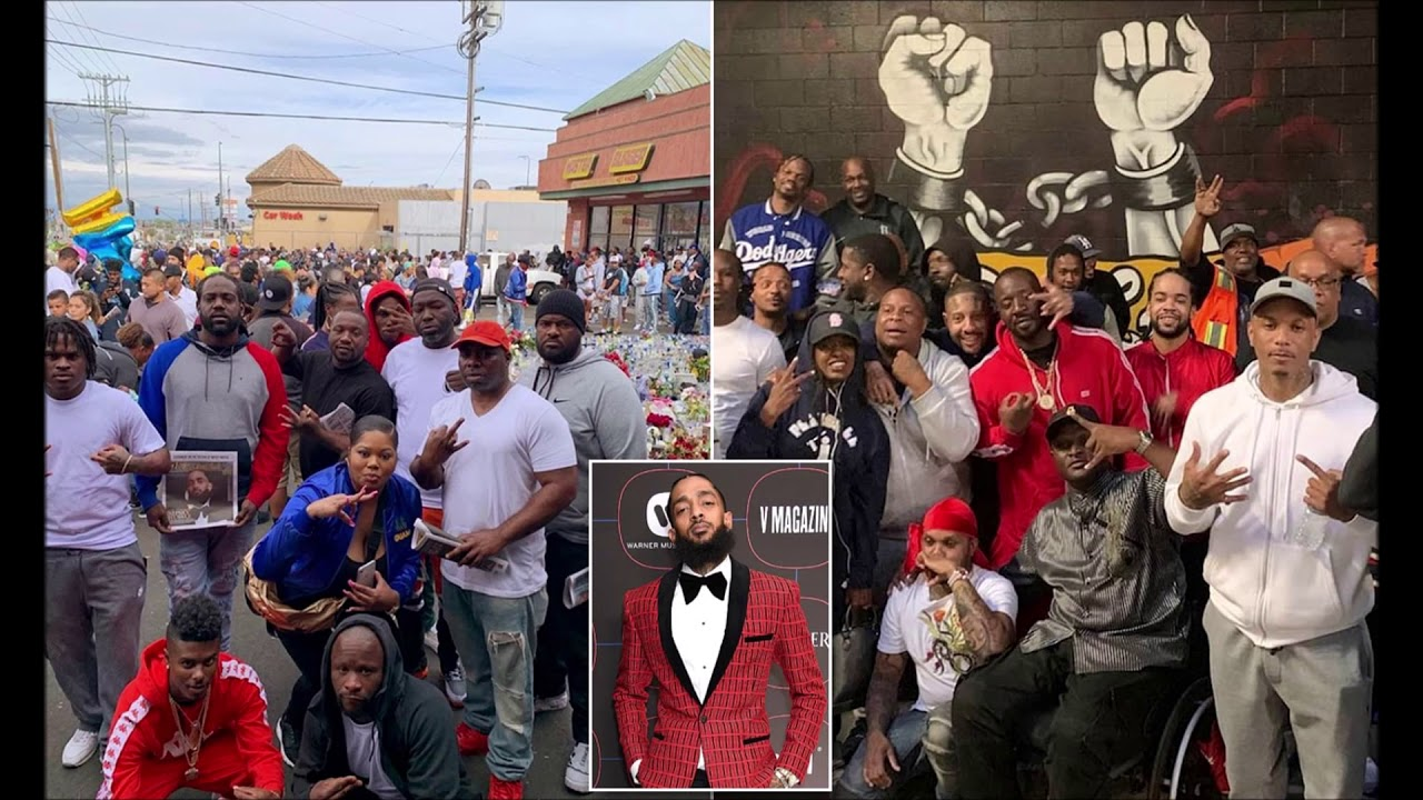 Nipsey Hussle's Death Inspires Unity Meeting Between LA Gang Leaders