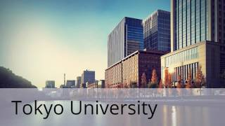 Universities of tokyo (part 26)