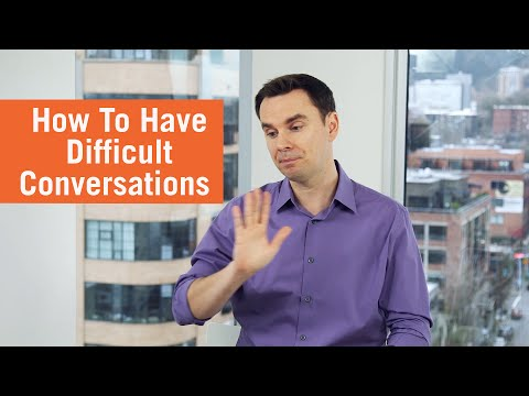 We Have to Talk: A Step-By-Step Checklist for Difficult Conversations