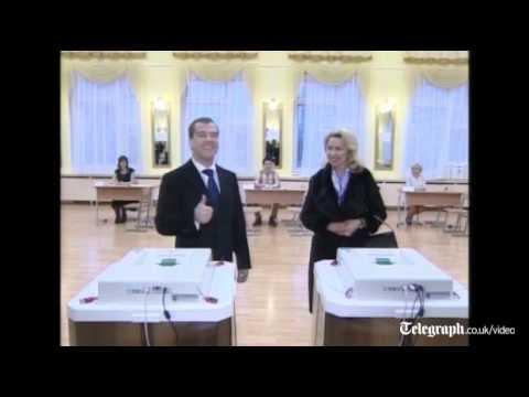 Russian President Dmitry