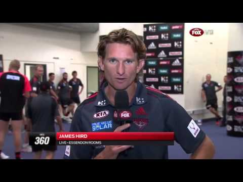 Worst AFL Interview in History