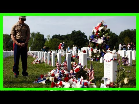 Fallen troops' families tell of meeting presidents: sympathy and sometimes discomfort | News Today