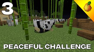 Peaceful Challenge #3: Panda Sneeze Farming Setup And Starter Honey Farm