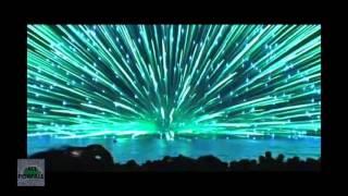 Biggest firework explosion ever / Oгромный фейерверк (HD)