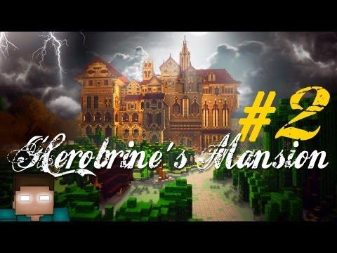 herobrine 39 s mansion minecraft scary adventure 2 skeleton. Black Bedroom Furniture Sets. Home Design Ideas