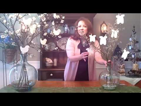 Create A Wishing Tree Willow House Youtube
