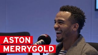 """He calls himself Lunch!"" - Aston Merrygold"