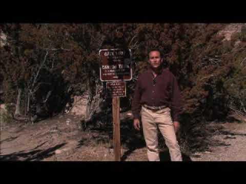 Kasha-Katuwe Tent Rocks: Cave Loop/Slot Canyon Trail Split