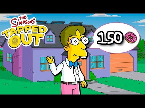 The Simpsons: Tapped Out - Baby Frink - Premium Character Walkthroughs