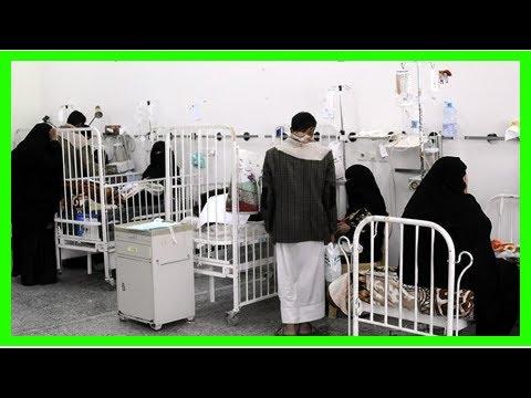 News today-suspected cholera cases in yemen hit 940.000: people