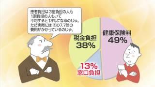 もし日本が1,000人の村だったら 日本ジェネリック製薬協会