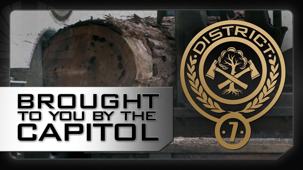 District 7 a message from the capitol the hunger games district 7 a message from the capitol the hunger games catching fire 2013 youtube buycottarizona