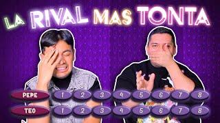 La Rival Más Débil (Quién es la Más Tonta) | Pepe \u0026 Teo