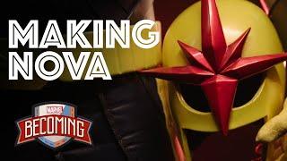 Making Of Nova | Marvel Becoming