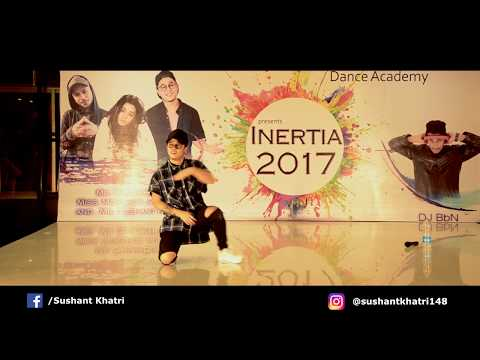 Sushant Khatri | The Bilz & Kashif - Tera Nasha | Lyrical Hip Hop