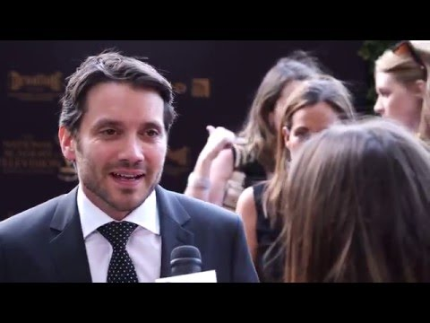 2016 soapcentral.com Daytime Emmys Red Carpet: Dominic Zamprogna