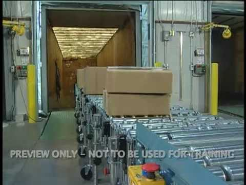 Material Handling Equipment Safety - The Ups and Downs