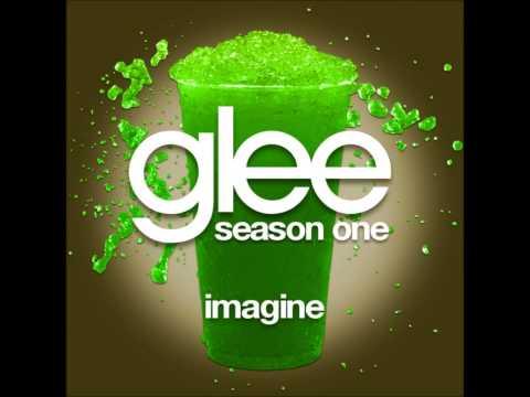 Glee - Imagine (DOWNLOAD MP3+LYRICS)