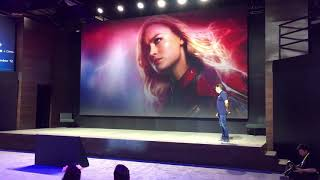 D23 Expo 2019 - FIRST LOOK! Showfloor, Marvel Pavilion and Disney+ Introduction