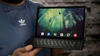 Samsung Tab S4 | هل التابلت يغني عن اللابتوب؟