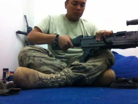 M240 Bravo • Speed Disassembly & Reassembly | Doovi