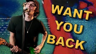 "5 Seconds of Summer ""Want You Back"" (Music Video - Pop Punk Cover)"