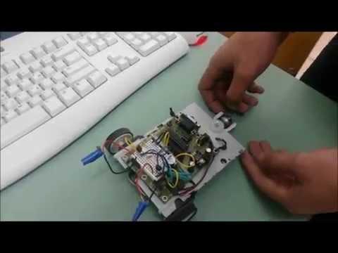 Δημιουργία ενός Ρομπότ από Ηλεκτρονικά Σκουπίδια