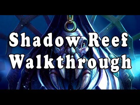 Shadow Reef Guide [Elite Dungeon 3] - Runescape 3