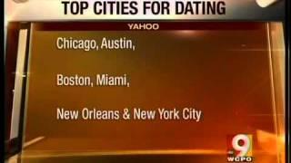 best dating cities
