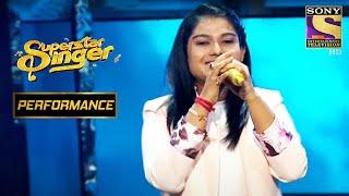 "Ankona के ""गली मे आज चाँद निकला"" Performance से हुए Judges Impress   Superstar Singer"