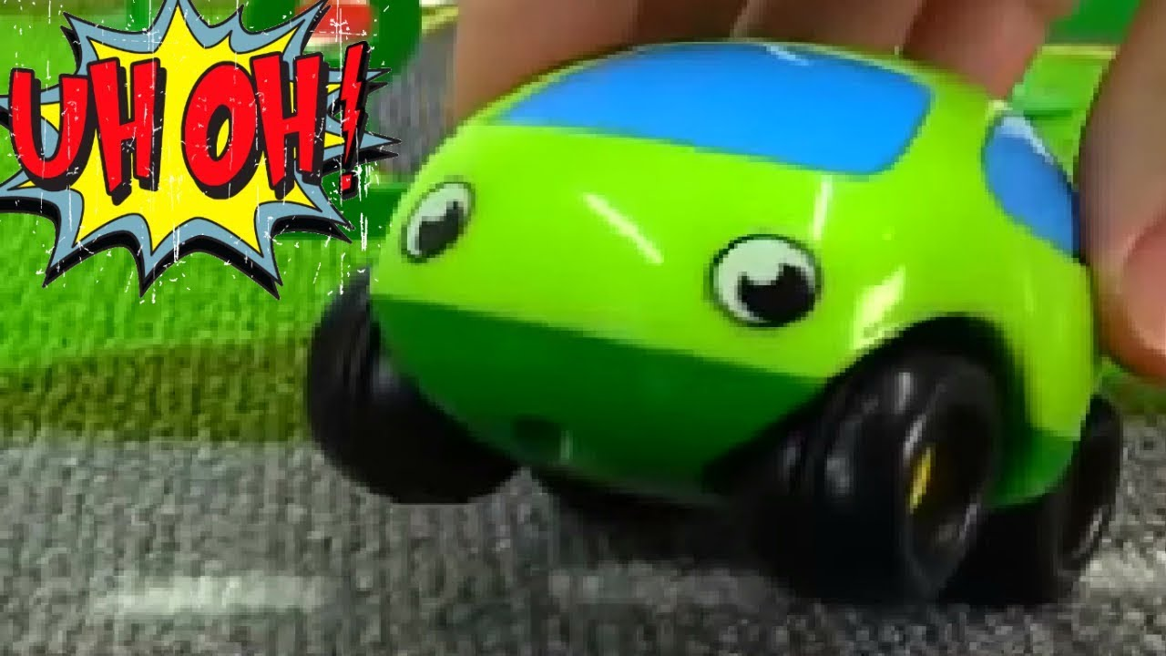 Toy Videos For Kids Mini Cars Race