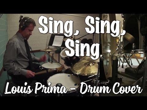 Sing, Sing, Sing (Louis Prima) - Drum Cover