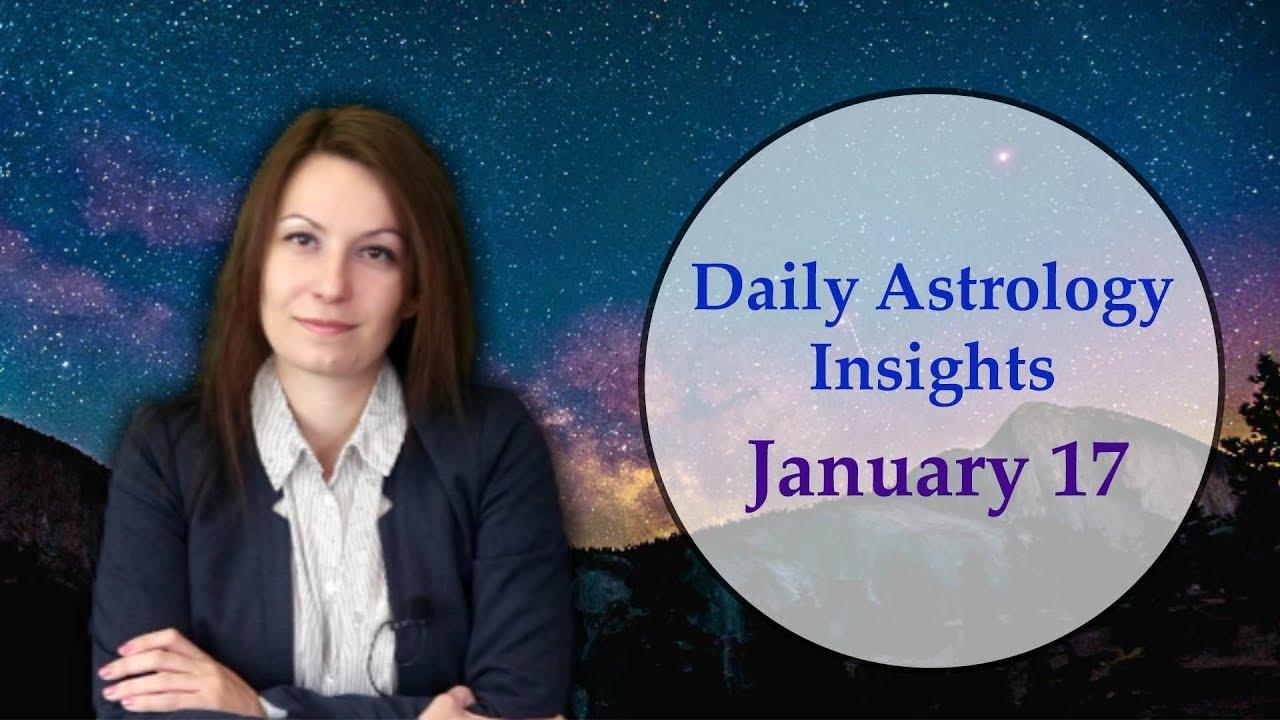 venus january 17 astrology