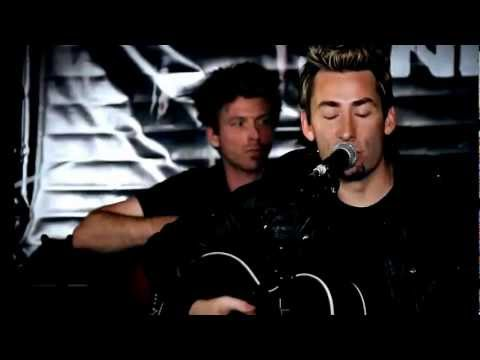 Nickelback  Lullaby Acoustic