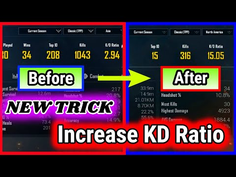 how-to-increase-kd-ratio-in-pubg-mobile-season-14-|-hindi-tips