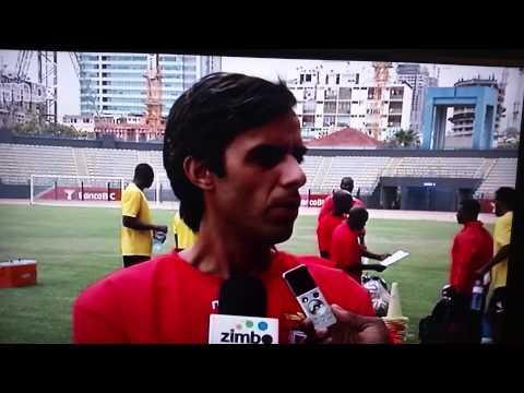 Sport Luanda e Benfica _ Ivo Campos