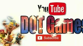 "Dot Games - WAR Clan #2 ""SALAH STRATEGI"" Clash Of Clans"