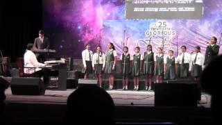 arise bishop cottons girls school choir glorious festival of harmony 2016