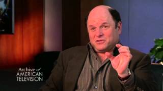 "Jason Alexander on working with Estelle Harris and Jerry Stiller on ""Seinfeld"" - EMMYTVLEGENDS.ORG"