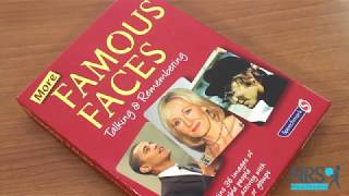 More Famous Faces Discussion Packs Review