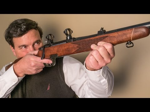 Steyr Mannlicher Safari - Gun making perfection