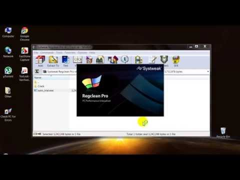 ~ WORKING How To Install & Crack Regclean Pro V6.1 WITH 100% FREE DOWNLOAD