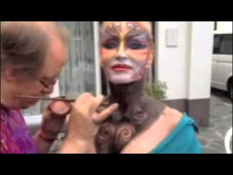 Living Art America: Chelko Foundation at World Body Painting Champtionship in Austria